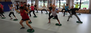 Aerobic © Turnverein Baden e.V.